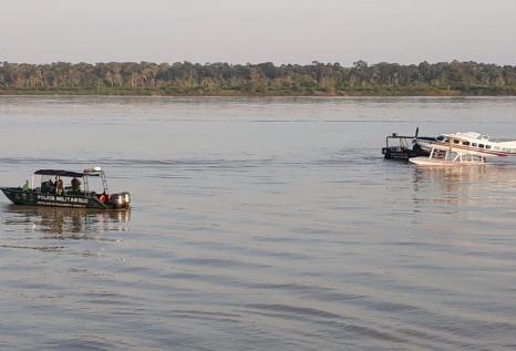 A decisão de policiamento federal no Rio Abacaxis foi proferida após ação ajuizada pelo Ministério Público Federal (MPF). (reprodução/ internet)
