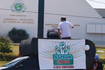 Aulas presenciais na rede pública estão previstas para retornarem no dia 10 de agosto; Educadores são contra (Ricardo Oliveira/Revista Cenarium)