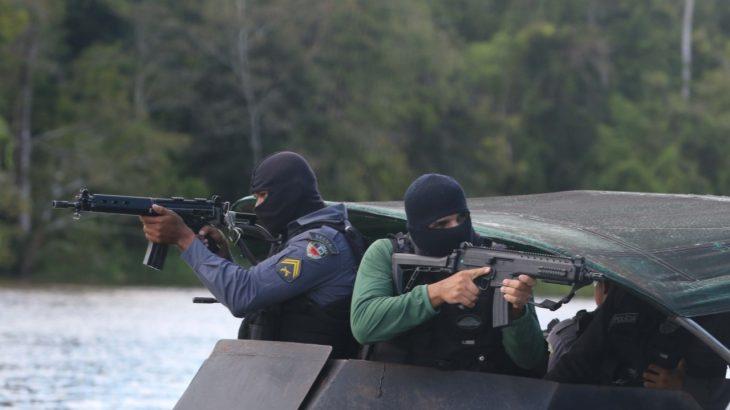 Entidades relatam preocupação com a falta de garantias constitucionais, como a tortura e os assassinatos de ribeirinhos e indígenas (Ricardo Oliveira/Revista Cenarium)