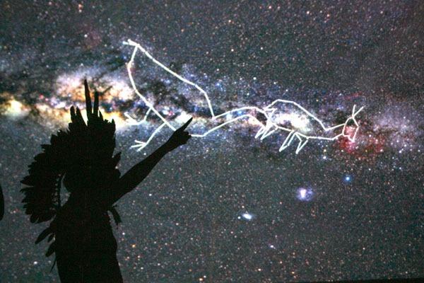 A iniciativa busca valorizar a cultura indígena regional, compreendendo que a observação do céu sempre esteve na base de conhecimento das sociedades (Ricardo Oliveira/Revista Cenarium)