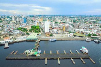 Porto de Manaus disponibiliza serviço de vendas de passagens de barco via cartão de crédito (Foto/ divulgação)