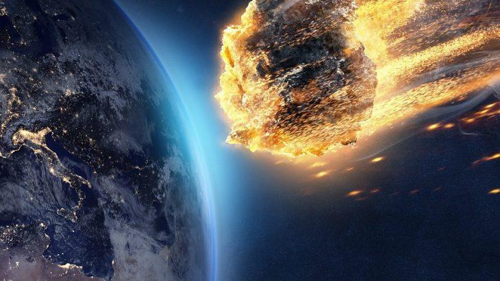 Objeto celestial está previsto para se aproximar da Terra no dia 2 de novembro (Reprodução/Internet)