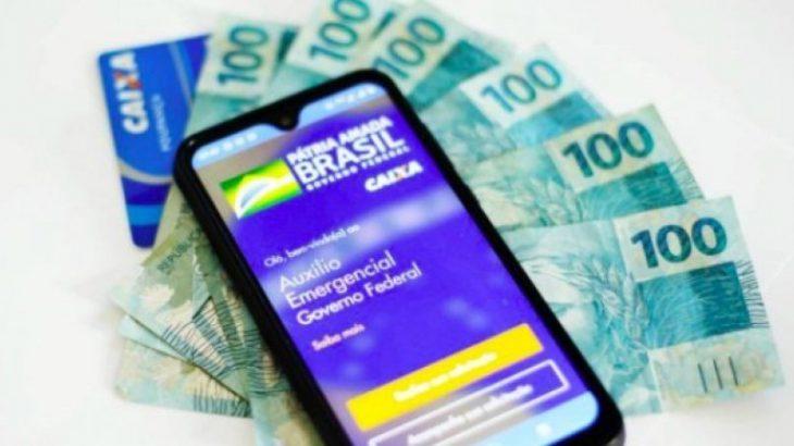 Do total, 1,4 milhão receberão R$ 900 milhões referentes as parcelas do auxílio emergencial (Reprodução/ Internet)