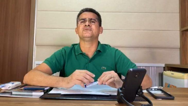 David detalhou que Francis Silva teria oferecido dinheiro para ao menos três partidos propensos a alianças do Avante. (Reprodução/Facebook)
