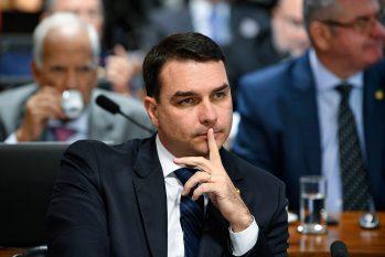 A situação jurídica de Flávio passará pelo STF, que decidirá sobre a concessão de foro especial ao senador (Reprodução/Internet)