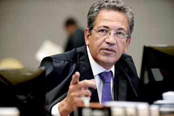 STJ escolheu o ministro Mauro Campbell Marques para ocupar vaga de membro efetivo no Tribunal Superior Eleitoral, na última quinta-feira, 20 (reprodução)