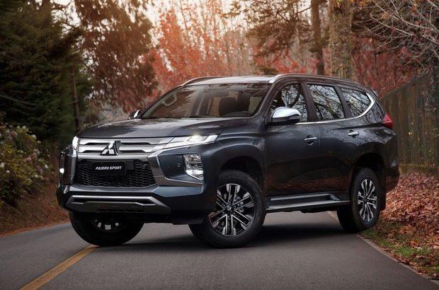 Mitsubishi Pajero Sport zero km foi comprado pelo partido Patriota. (divulgação)