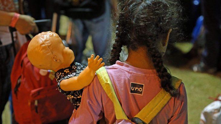 Relatório é do Alto Comissariado das Nações Unidas para os Refugiados (Antônio Cruz/Agência Brasil)