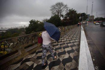 Frio mais intenso será na fronteira do Rio Grande do Sul com o Uruguai, onde pode gear (Reprodução)