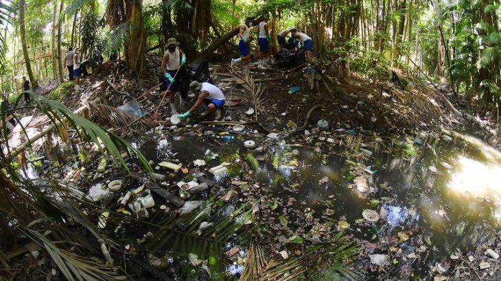 Parque Municipal do Mindu fica localizado no bairro Parque 10, Zona Centro-Sul de Manaus (Ingrid Anne/ Semcom)