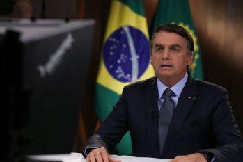 Em discurso veiculado pela internet, Jair Bolsonaro fez declarações controversas sobre a Amazônia e o Pantanal (Agência Brasil)