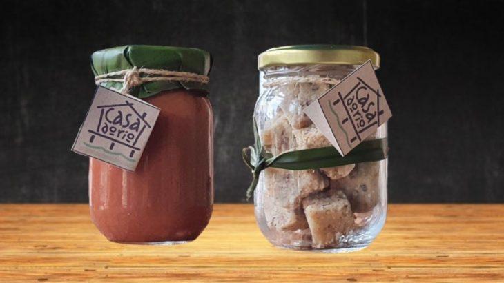 Os doces de cupuaçu, goiabada e castanhada, seguem a linha tradicional da culinária amazônica e cultivam sabor de natureza. (Reprodução/Internet)