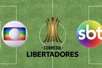 SBT vence Globo e passa transmitir jogos da Libertadores na tv aberta