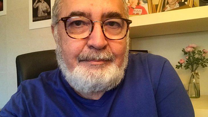 Em entrevista à REVISTA CENARIUM, Odenildo revela como foi o processo de construção das 19 crônicas sobre experiências vividas em seus 100 dias de extremo isolamento em casa em Leça da Palmeira, em Portugal (Arquivo pessoal)