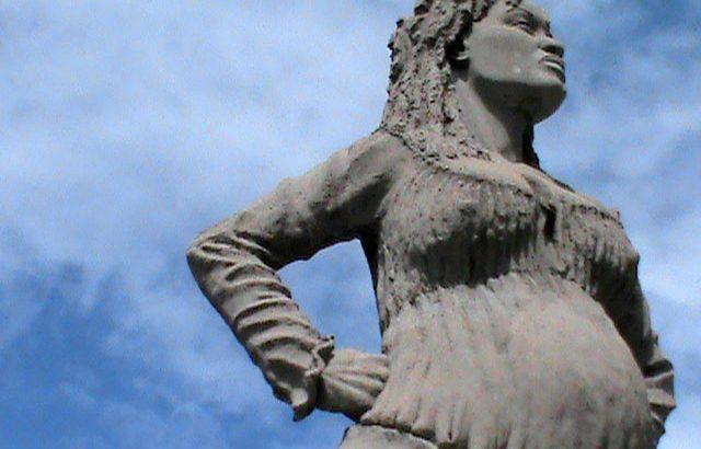 Monumento será o primeiro da cidade a homenagear uma mulher negra. (Reprodução/Intermet)