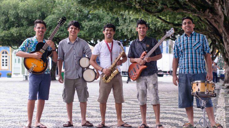 Os amazonenses da banda Tucandeira irão apresentar a produção influenciada pela riqueza sonora do norte do Brasil (Reprodução/Divulgação)