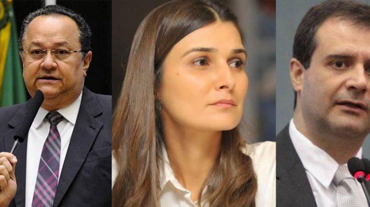 Entre os nomes estão o atual deputado Silas Câmara e os ex-deputados Marcelo Serafim e Rebeca Garcia (Reprodução/Internet)
