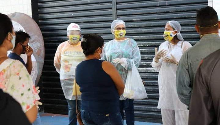 Segundo a fundação, foram registrados mais 85 casos da doença no Amazonas e mais três óbitos por Covid-19 ocorridos nas últimas 24 horas (Divulgação)
