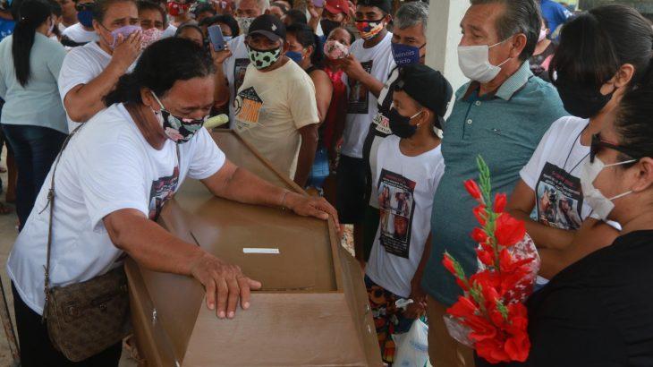 Nesta quarta-feira, entidades divulgaram nota contra a violência no rio Abacaxis e o massacre a indígenas e comunidades tradicionais (Ricardo Oliveira/Revista Cenarium)