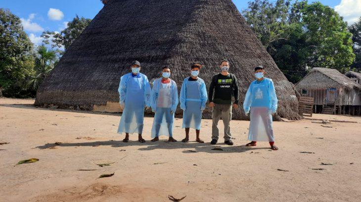 Entre outras ações, o projeto visa equipar 28 Unidades Básicas de Saúde (UBSs) com medicamentos, exames, testagem e equipamentos, para atender cerca de 30 mil indígenas das zonas urbana e rural de Manaus (Divulgação/ Univaja)