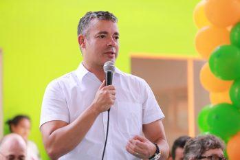 O Ministro do Meio Ambiente, Ricardo Salles, defendeu que seja criada a Zona Franca de Biodiversidade (Reprodução/ divulgação)