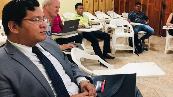 Representante da Univaja, Eliésio Marubo, repudia declaração de Bolsonaro na ONU. Foto: Arquivo pessoal