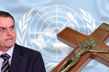 Em mais um desdobramento desastroso de seu discurso na ONU, Bolsonaro levanta 'cruzada' contra algo incipiente na sociedade brasileira (Reprodução/Internet)