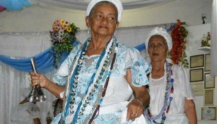 Mãe Emília foi fundadora e presidente da Federação de Umbanda no Amazonas e defensora dos direitos afrodescendentes (Divulgação)