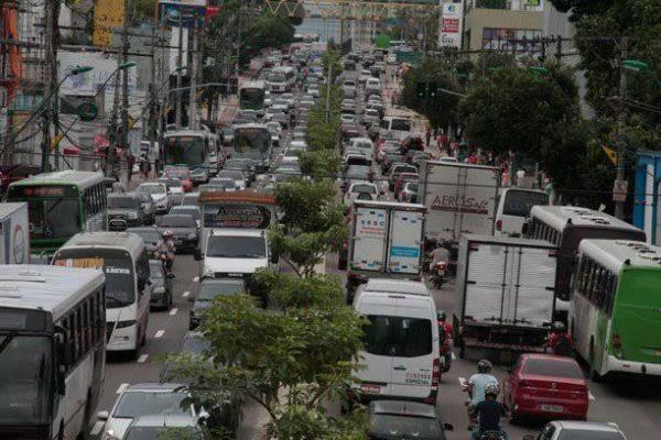 Trânsito: número de vítimas de acidentes cresceu 78% em Manaus, diz IMMU