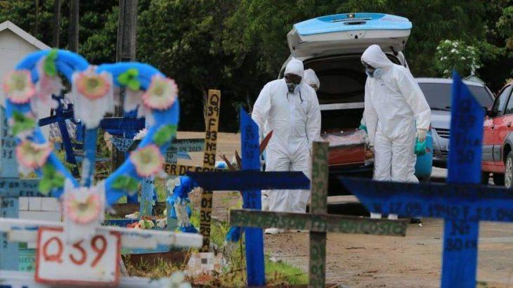 América do Norte e América Latina são consideradas regiões menos preparadas para enfrentar a pandemia, em parte por conta do mau comportamento adotado pelos presidentes Trump e Jair Bolsonaro (Reprodução/ Internet)