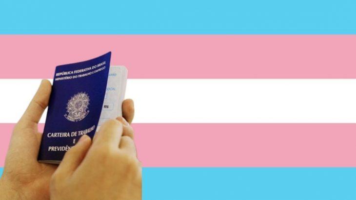 Na hora de procurar emprego ou mesmo abrir o seu negócio, homens e mulheres trans enfrentam dificuldades muito maiores que toda a comunidade LGBTQ. (Montagem/Revista Cenarium)