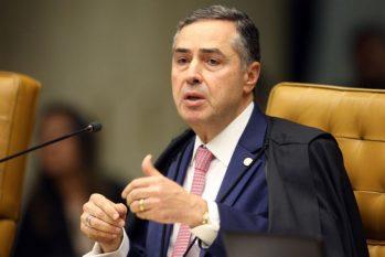 o ministro Luís Roberto Barroso realiza audiência pública nesta semana para tratar questões ambientais no Brasil (Reprodução/Internet)