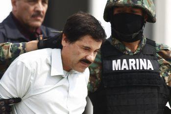Um dos maiores nomes no mundo do crime, Joaquín Guzmán admitiu que seu maior vício são as mulheres (Reprodução/ internet)