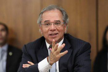 Paulo Guedes diz que