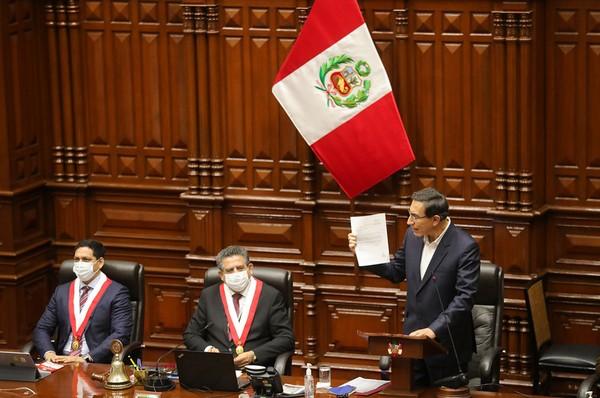 Foram 78 votos contra o impeachment, 32 a favor e 15 abstenções (Reprodução/Internet)