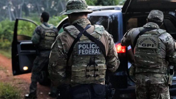 Mais de 300 agentes públicos estão envolvidos na operação (© Polícia Federal)
