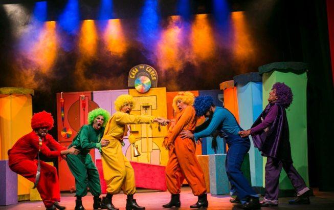 Companhias de teatro retomam atividades durante pandemia (Reprodução/ Internet)