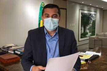 Governador do Amazonas descartou segunda onda de casos de Covid-19, mas falou que gestores de Saúde estão em estado de alerta (Reprodução/ Instagram)