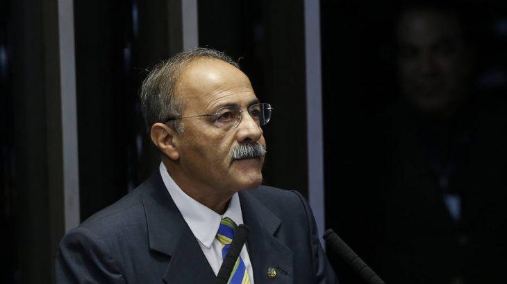 O senador Chico Rodrigues foi flagrado pela PF com dinheiro na cueca (Foto: Dida Sampaio/ Estadão)