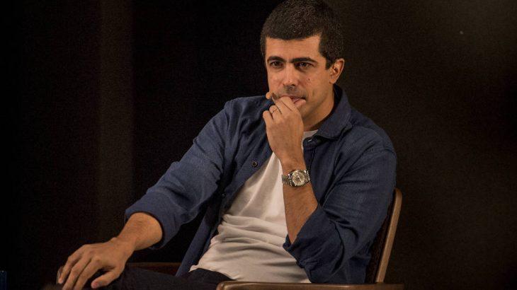 O ator e humorista Marcius Melhem (Foto: João Motta - Globo - Divulgação)