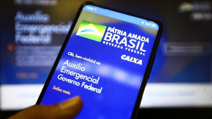 Caixa libera auxílio emergencial de R$ 300 a 1,6 milhão de beneficiários do Bolsa Família nesta segunda-feira (Reprodução/Internet)