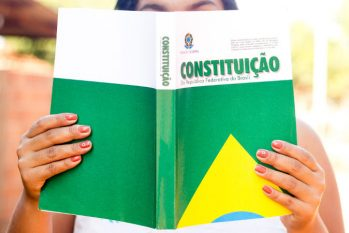 The Brazilian Magna Carta is considered one of the most advanced and inclusive constitutions in the modern world (Reproduction/Internet)