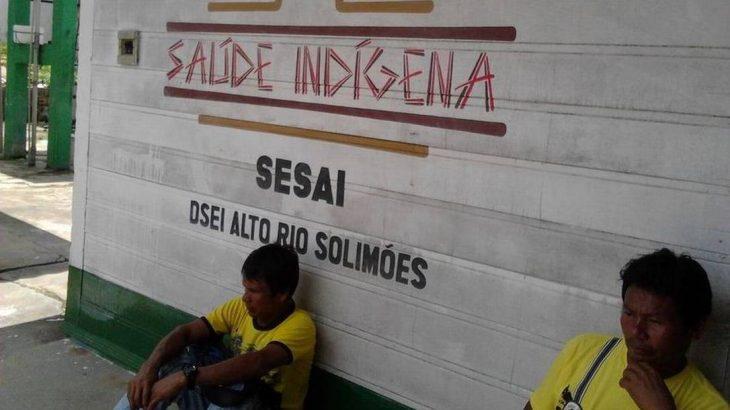 Órgãos como o DSEI são fundamentais para a assistência à saúde das populações indígenas do Amazonas (Reprodução/O Globo)