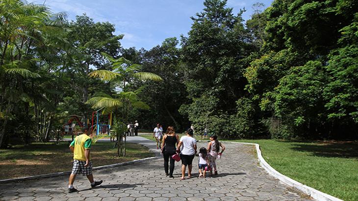 Parque Municipal do Mindu em Manaus