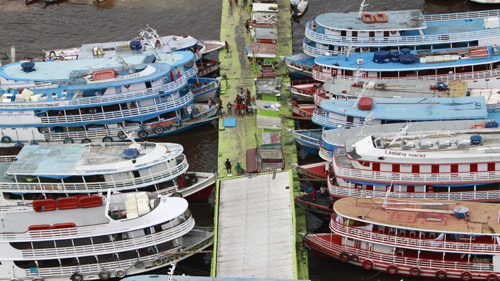 Porto da Manaus oderna
