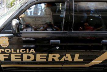 Policiais cumprem quatro mandados de busca e apreensão em Boa Vista (Divulgação/Reuters)
