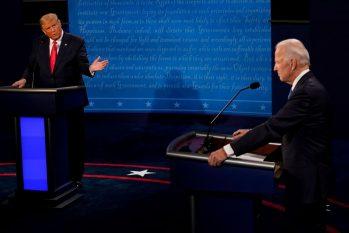 Os Americanos vão às urnas no dia 3 de novembro (Morry Gash/Reuters)
