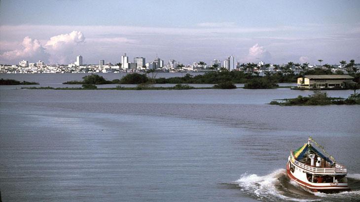 Manaus mato e rio