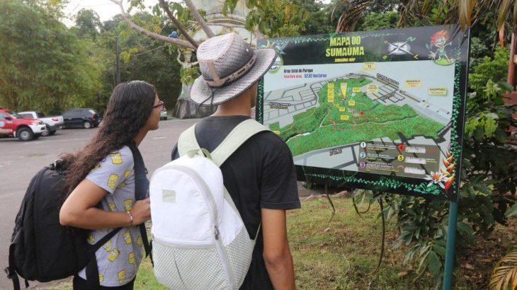 A exploração dessas atividades vai permitir a conservação e uso adequado dos parques, bem como a geração de renda para as comunidades locais.(Divulgação/Secom)