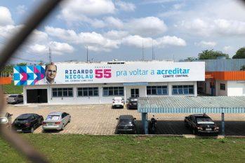 O candidato estava sujeito a pena de pagamento de multa diária no valor de R$ 2 mil, a cada dia de descumprimento (Carolina Givone/ Revista Cenarium)